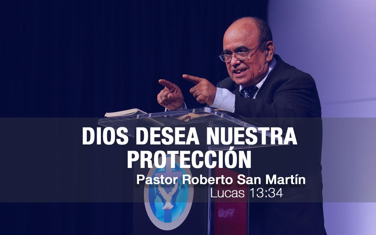 Dios desea nuestra protección